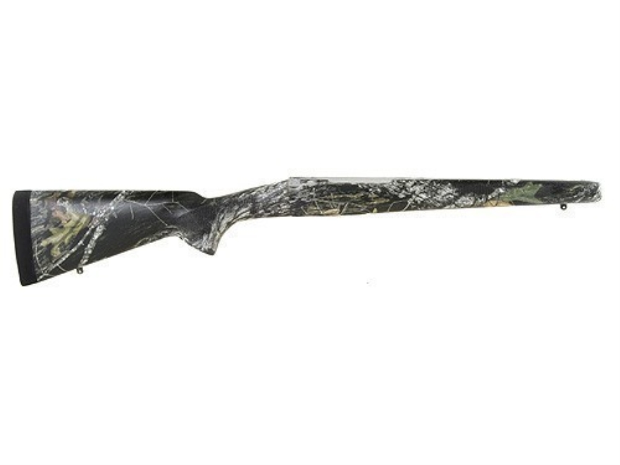 Bell and Carlson Carbelite Classic Rifle Stock Remington 700 ADL Long Action Factory Barrel Channel Synthetic Mossy Oak Break-Up Camo