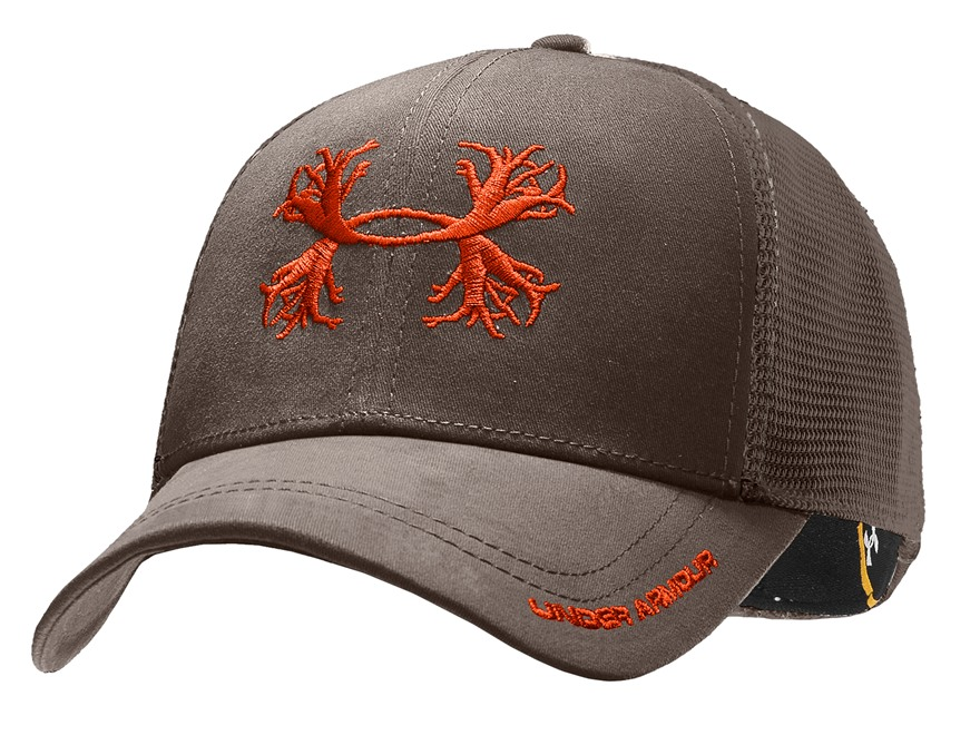 Under Armour Antler Mesh Cap Cotton