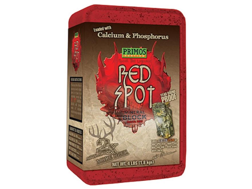 Primos Red Spot Deer Supplement