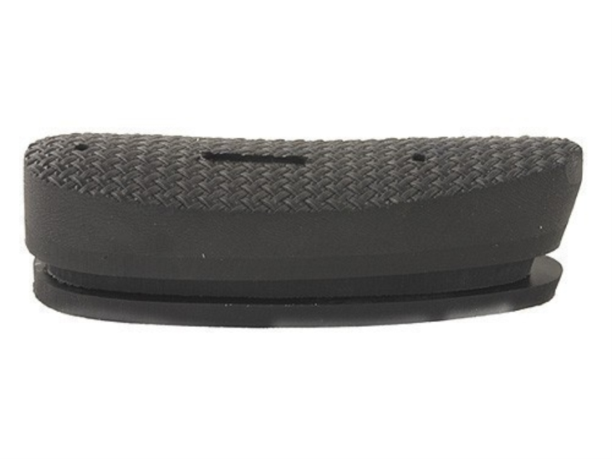 Pachmayr Decelerator Recoil Pad Prefit Remington 700 ADL, BDL Synthetic Stock Black
