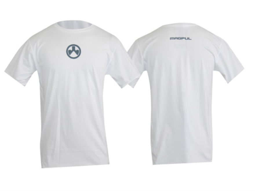 Magpul Center Icon T-Shirt Short Sleeve Cotton