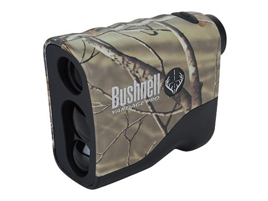 Bushnell Yardage Pro Trophy Laser Rangefinder 1000 Yard 5x Realtree AP