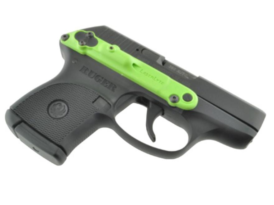 LaserLyte Zombie Side-Mount Laser Sight Kel-Tec/Ruger .380 Zombie Green