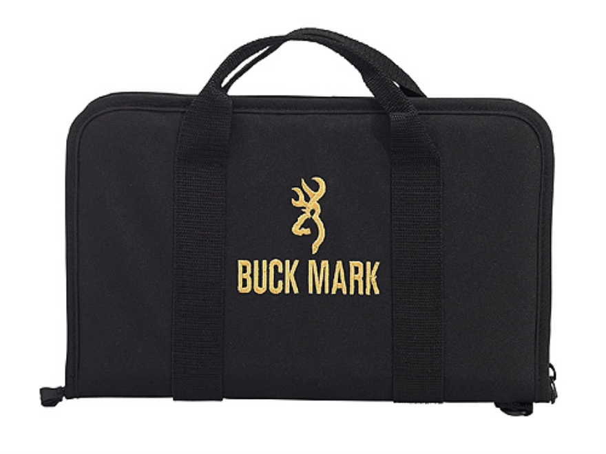 Browning Buck Mark Pistol Case Black