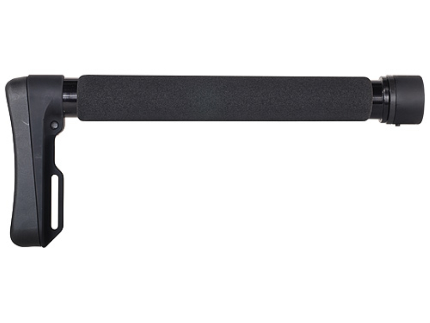 ACE Modular Ultra Lite Buttstock for Modular Receiver Blocks Aluminum Matte