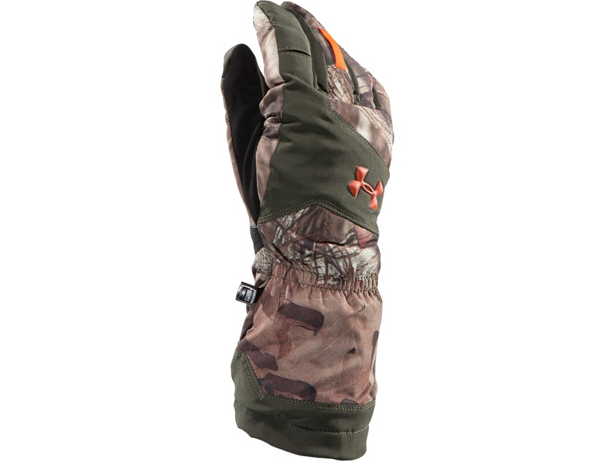 Under Armour Men's Gunpowder Infrared Waterproof Insulated Gloves