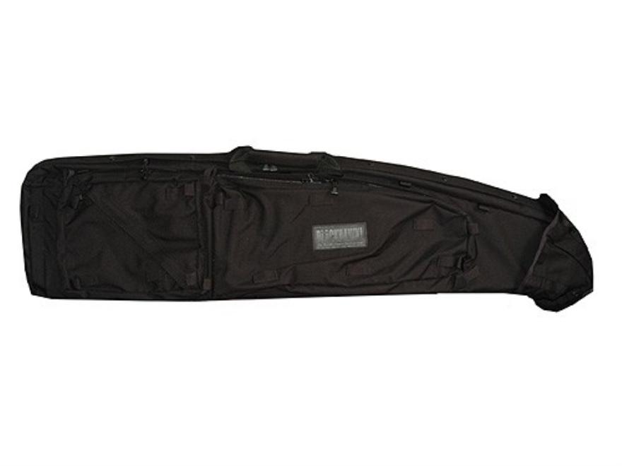 "BlackHawk Rifle Sniper Drag Bag 51"" Nylon Black"