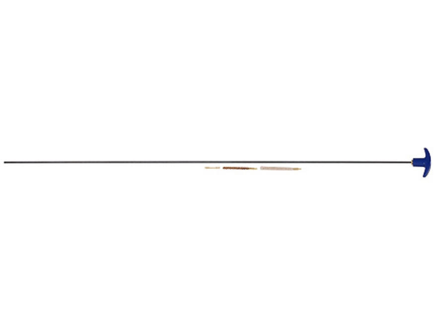 "Tetra Gun ValuPro II 1-Piece Cleaning Rod 17 Caliber 33"" Steel 5 x 40 Thread"