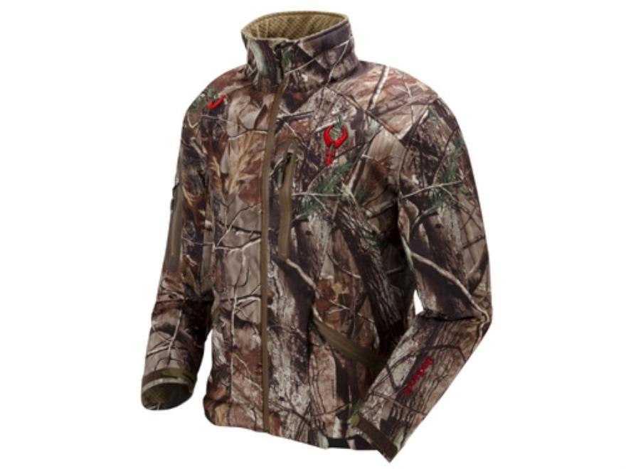 Badlands Men's Velocity Softshell Jacket Polyester