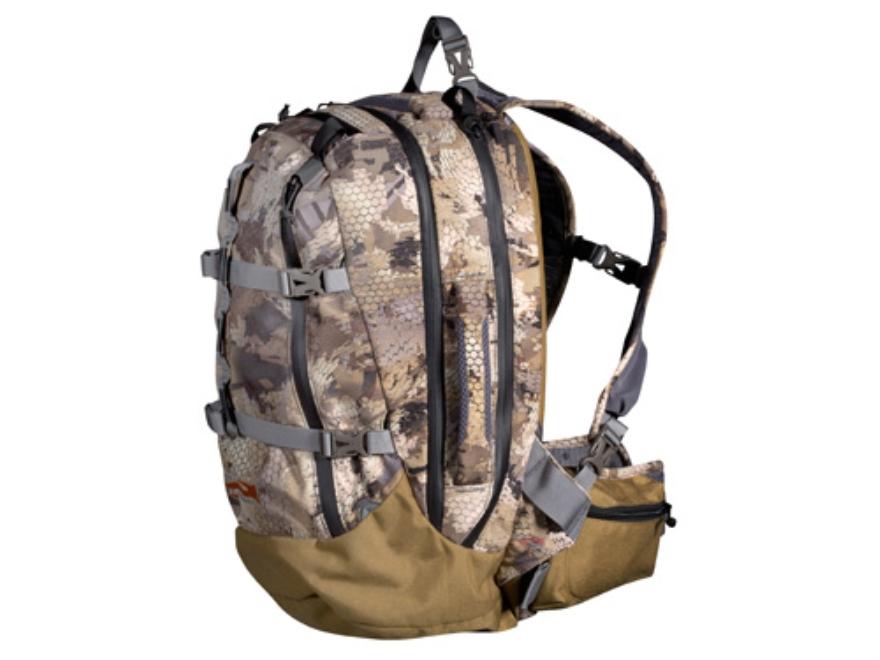 Sitka Gear Full Choke Waterfowl Backpack Polyester Gore Optifade Waterfowl Marsh Camo