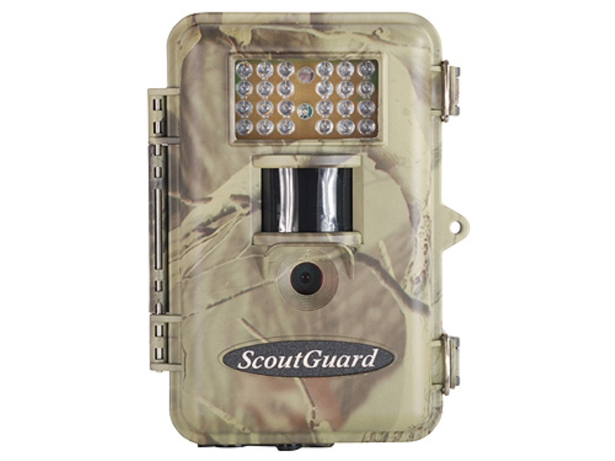 HCO Scoutguard SG560V Infrared Digital Game Camera 5.0 Megapixel with Viewing Screen HCO Stem Camo