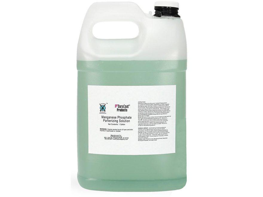 Lauer Manganese Phosphate Parkerizing Solution Liquid