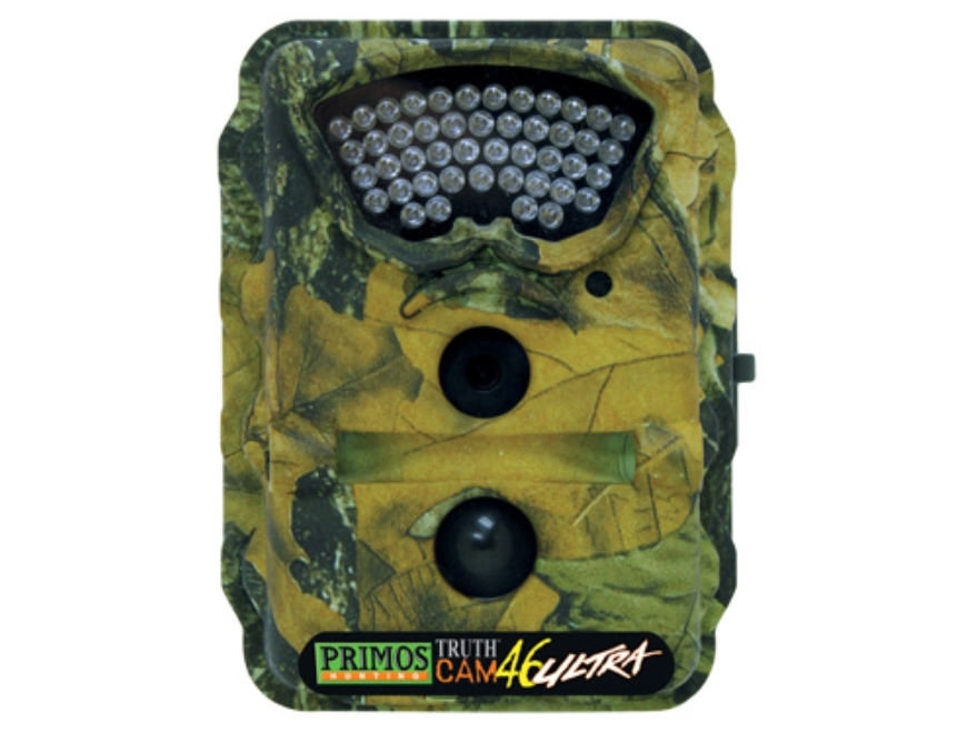 Primos Truth Cam 46 Ultra Infrared Game Camera 7.0 Megapixel Matrix Camo