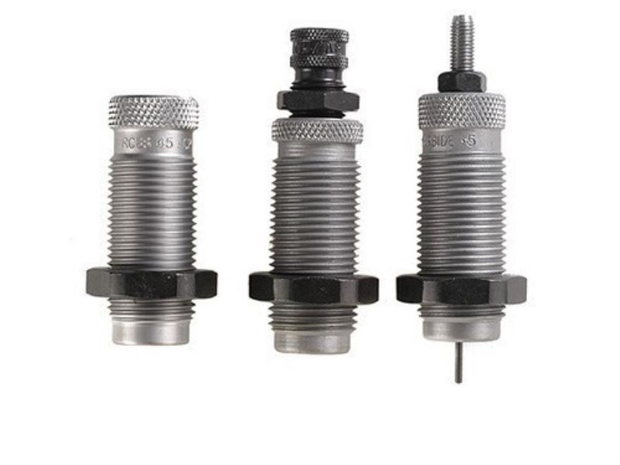 RCBS Carbide 3-Die Set with Taper Crimp 45 ACP, 45 GAP