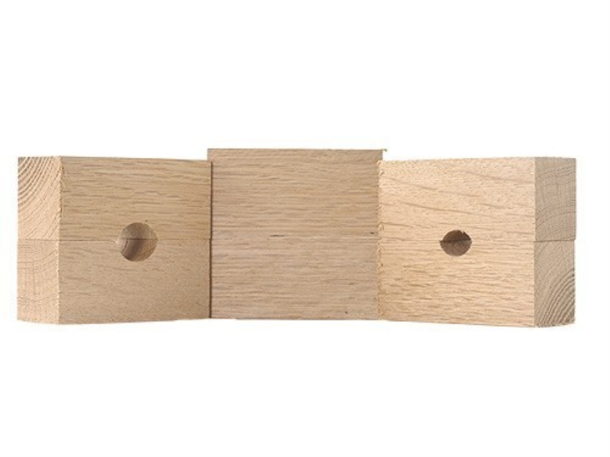 Wheeler Engineering Wood Bushings for the Wheeler Engineering Barrel Vise Package of 3