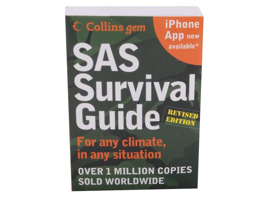 """SAS Survival Guide"" Pocket Edition Book by John Wiseman"