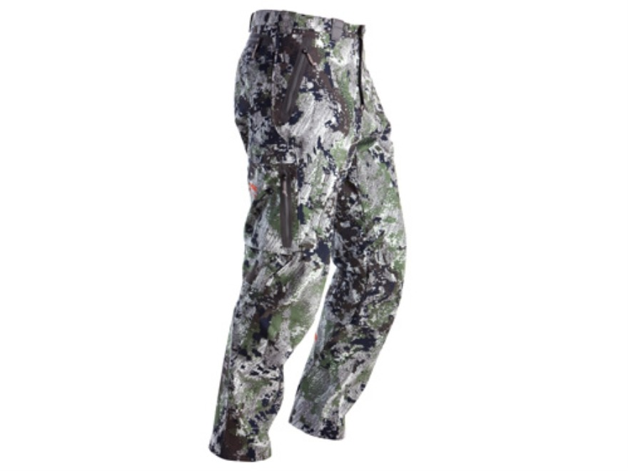 "Sitka Gear Men's 90% Tall Pants Polyester Gore Optifade Forest Camo XL 38-41 Waist 34"" Inseam"