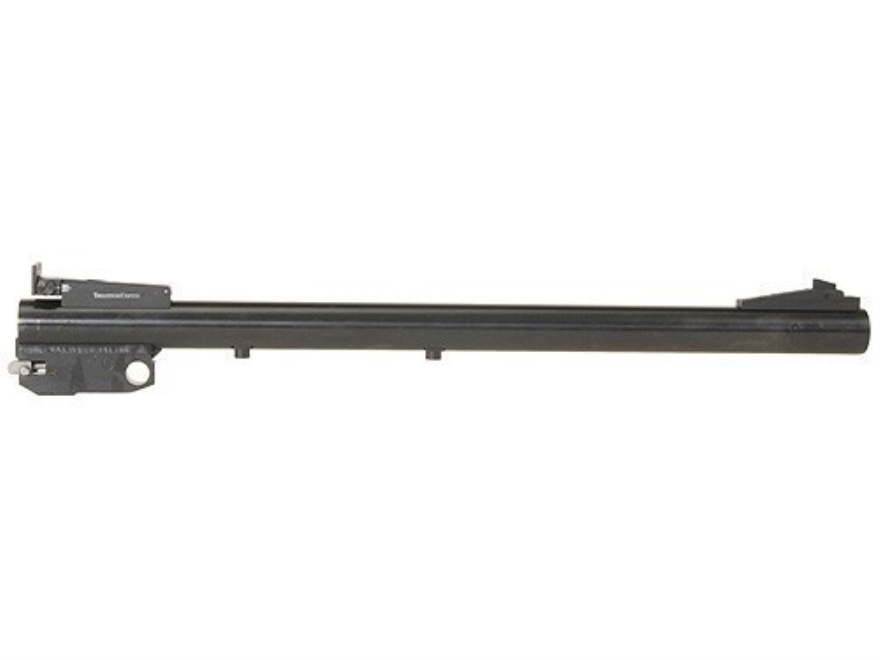 "Thompson Center Barrel Thompson Center Contender, G2 Contender 7-30 Waters Medium Contour 1 in 9"" Twist 14"" Blue Adjustable Sights"