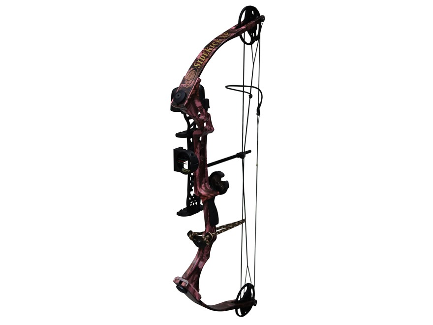 Parker Side-Kick XP Compound Bow Package