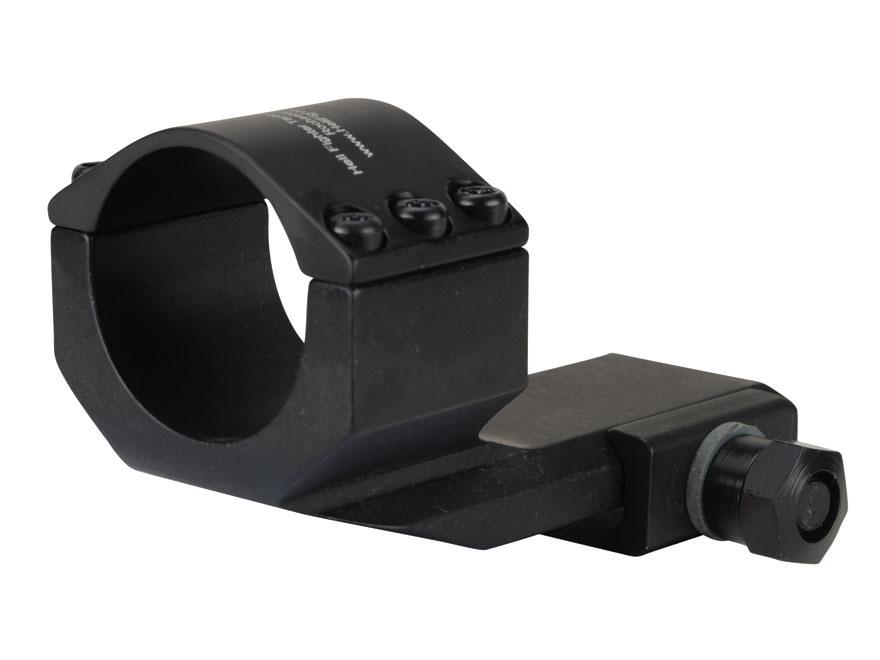 Dark Ops HellFighter Flashlight Holder 25mm or 30mm Diameter Lights fits Picatinny Rail...