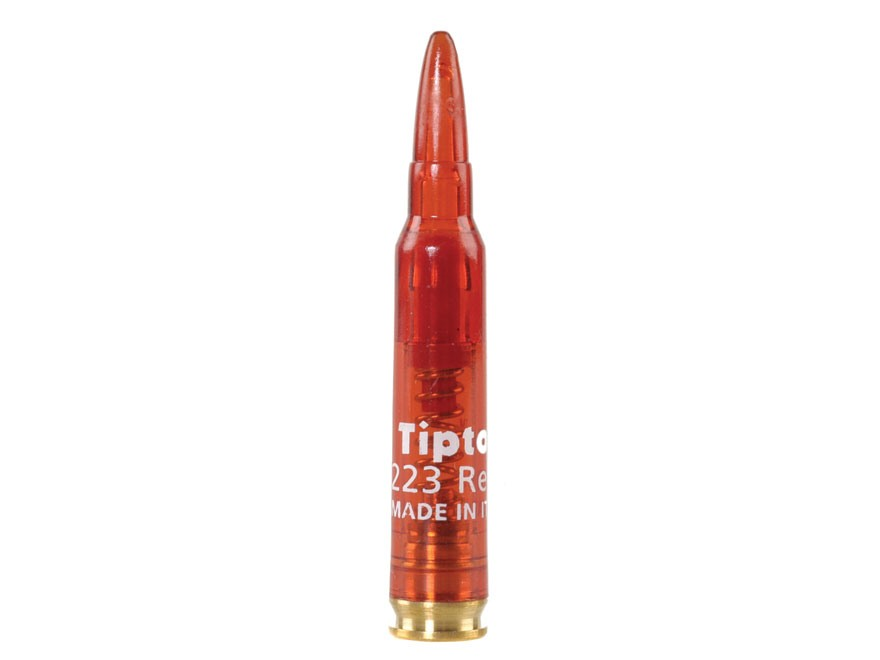 Tipton Snap Cap 223 Remington Polymer Package of 2