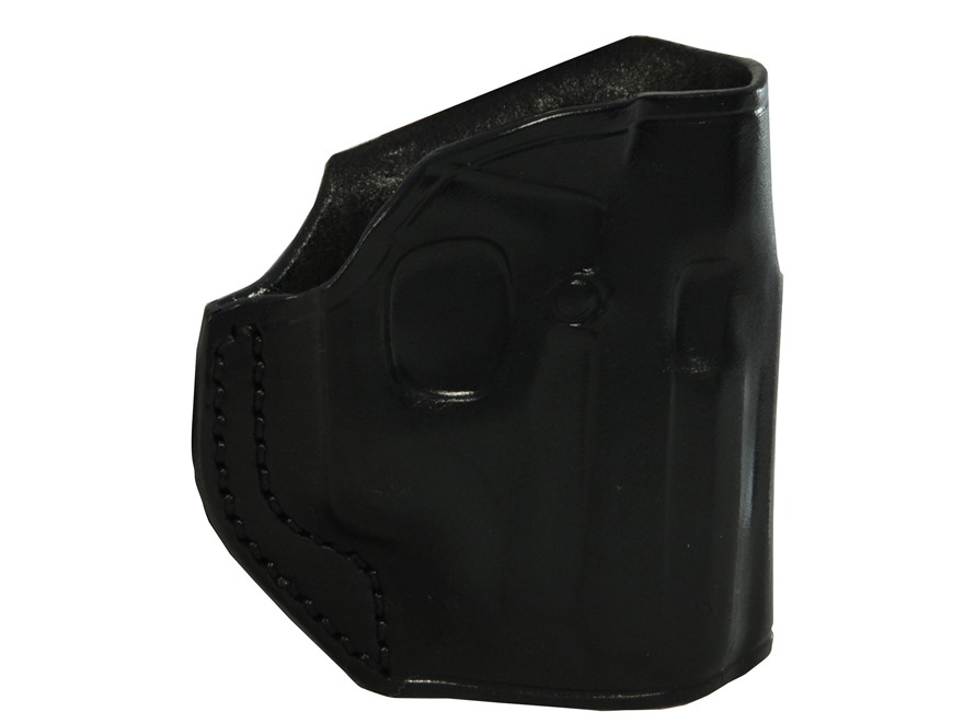 Galco Stinger Belt Holster Right Hand Sig Sauer P238 with Crimson Trace Laserguard Leather Black