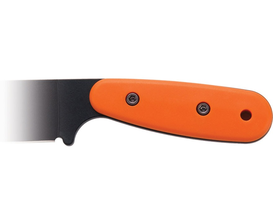 KA-BAR Eskabar Size Becker Handle Kit Black and Orange Zytel