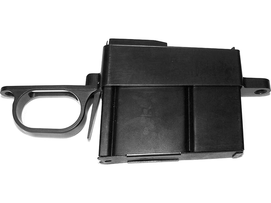 Wyatt's Outdoors Trigger Guard and Detachable Magazine Assembly Remington 700 BDL Long ...