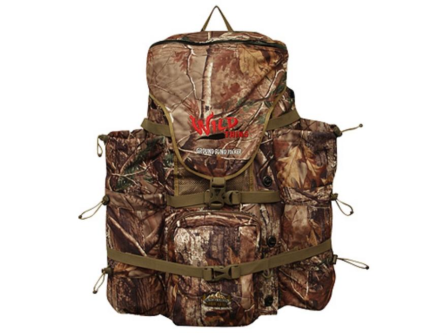 Blacks Creek Wild Thing Ground Blind Packer Backpack Polyester