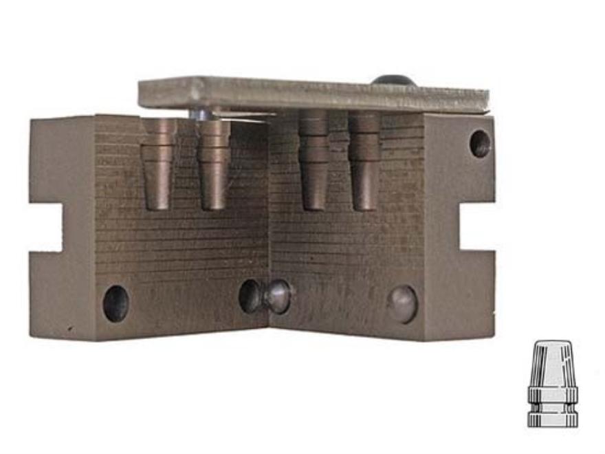Saeco 2-Cavity Bullet Mold #383 9mm (356 to 357 Diameter) 140 Grain Semi-Wadcutter