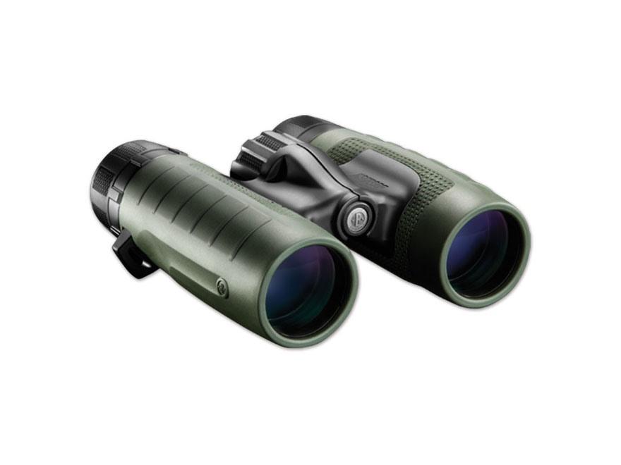 Bushnell Trophy XLT Compact Binocular 10x 28mm Roof Prism Green