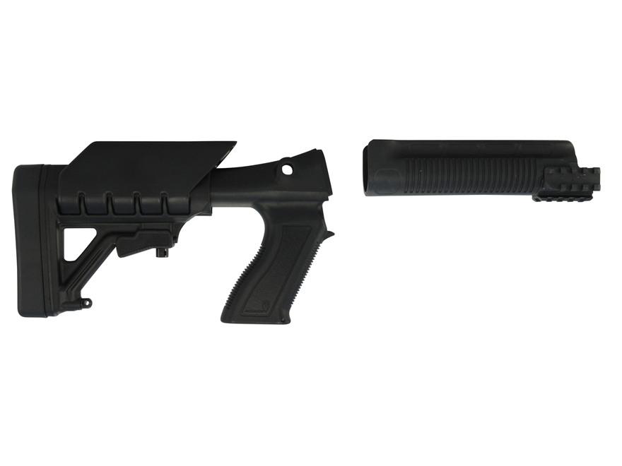 Archangel 870 Tactical Shotgun Stock System Remington 870 - Black Polymer