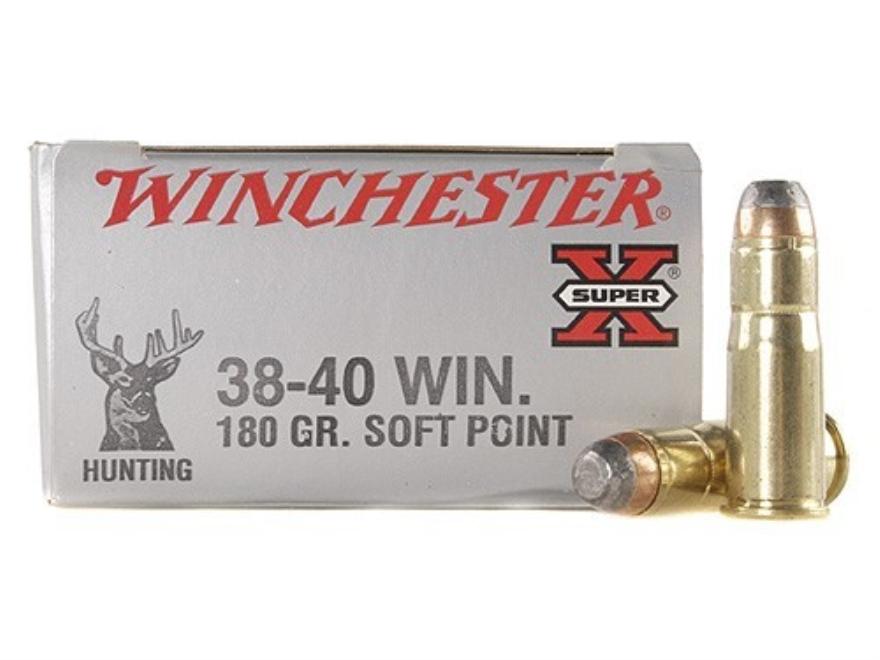 what is 40 super ammunition