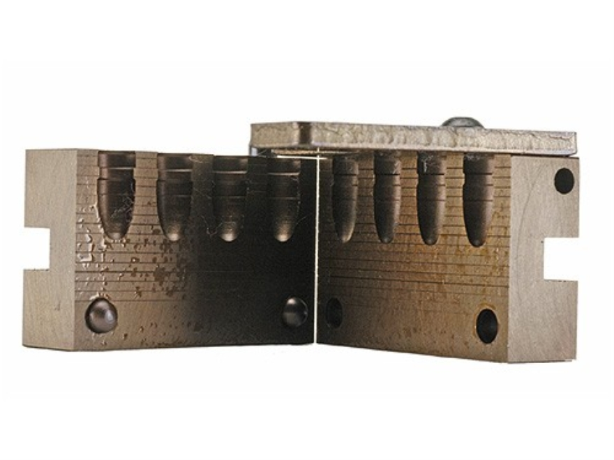 Saeco 4-Cavity Bullet Mold #928 38 Super (356 to 357 Diameter) 145 Grain Round Nose Bev...