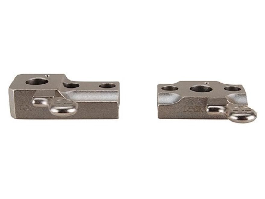 Leupold 2-Piece Quick-Release Scope Base Kimber 8400