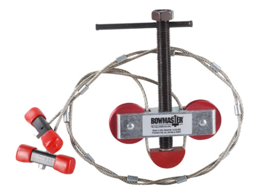 Bowmaster Portable Bow Press