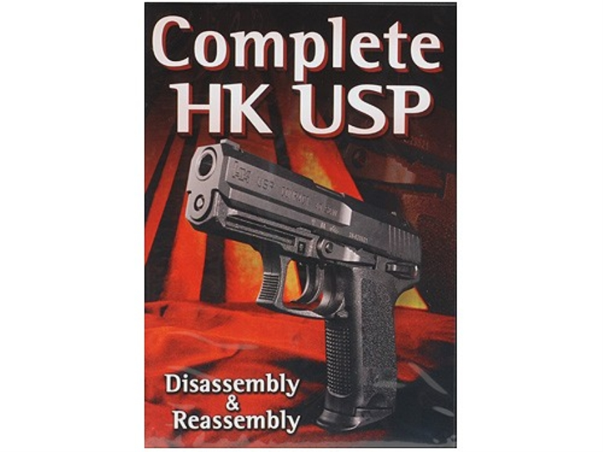 "Gun Video ""Complete HK USP"" DVD"
