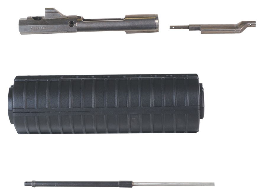 Osprey Defense OPS-418 Gas Piston Retrofit Conversion Kit with Fail Zero Nickel Boron Finish AR-15 Standard Barrel Diameter Mid Length