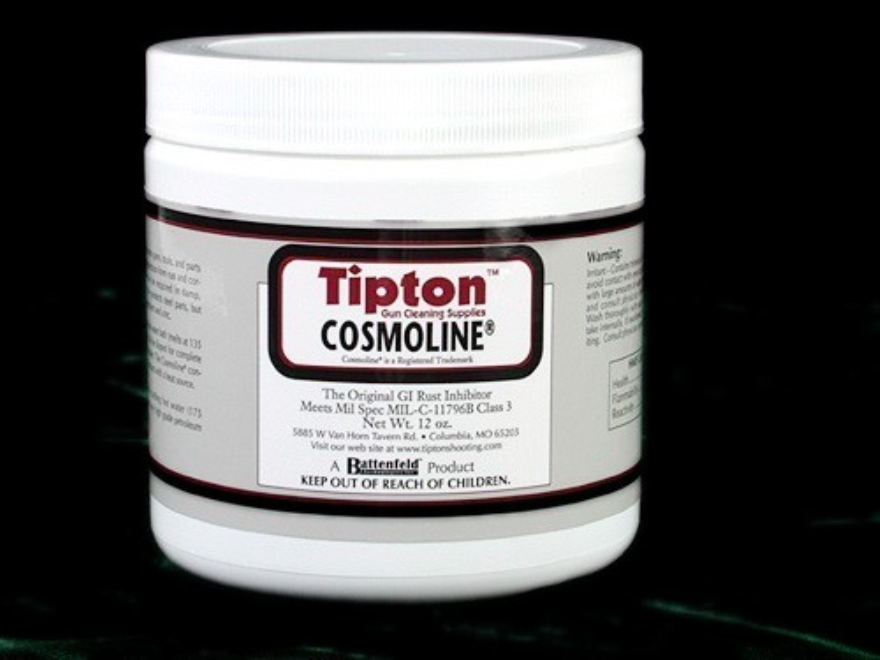 Tipton Cosmoline Rust Preventative 12 oz