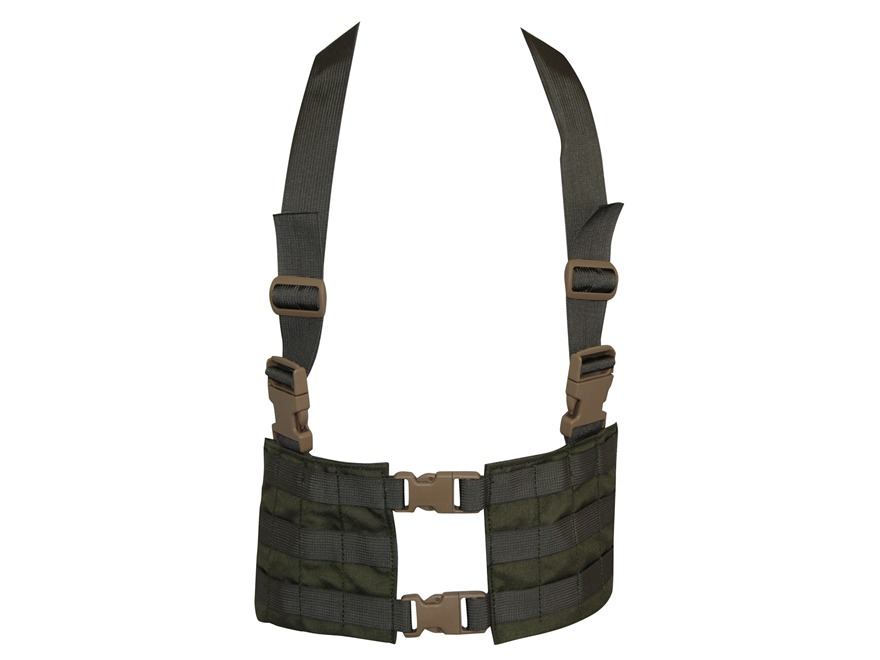 Tactical Tailor MAV Two Piece MOLLE Chest Rig Nylon