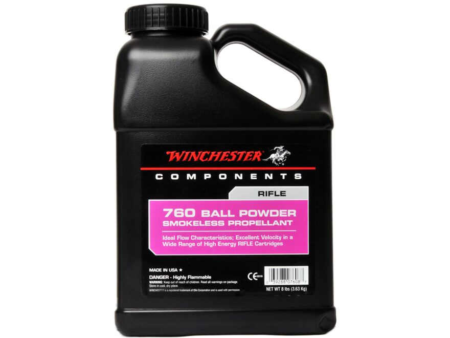 Winchester 760 Smokeless Powder