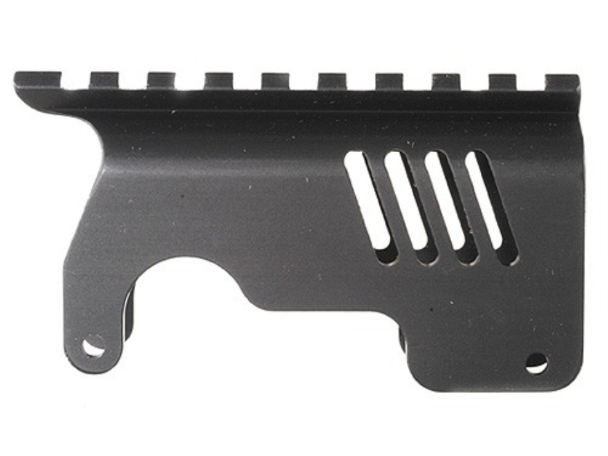 Aimtech Base Glock 17, 17L, 19, 22, 23, 24, 34, 35 with Accessory Rail Matte