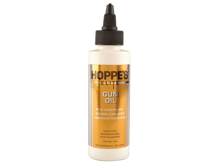 Hoppe's Elite Gun Oil Liquid