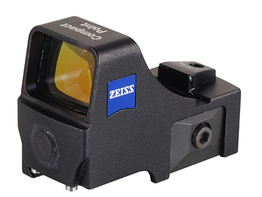 Zeiss Victory Compact Point Reflex Red Dot Sight 3.5 MOA with Weaver-Style Mount Matte