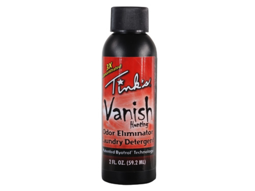 Tink's Vanish Trial Size Laundry Detergent Liquid 2 oz