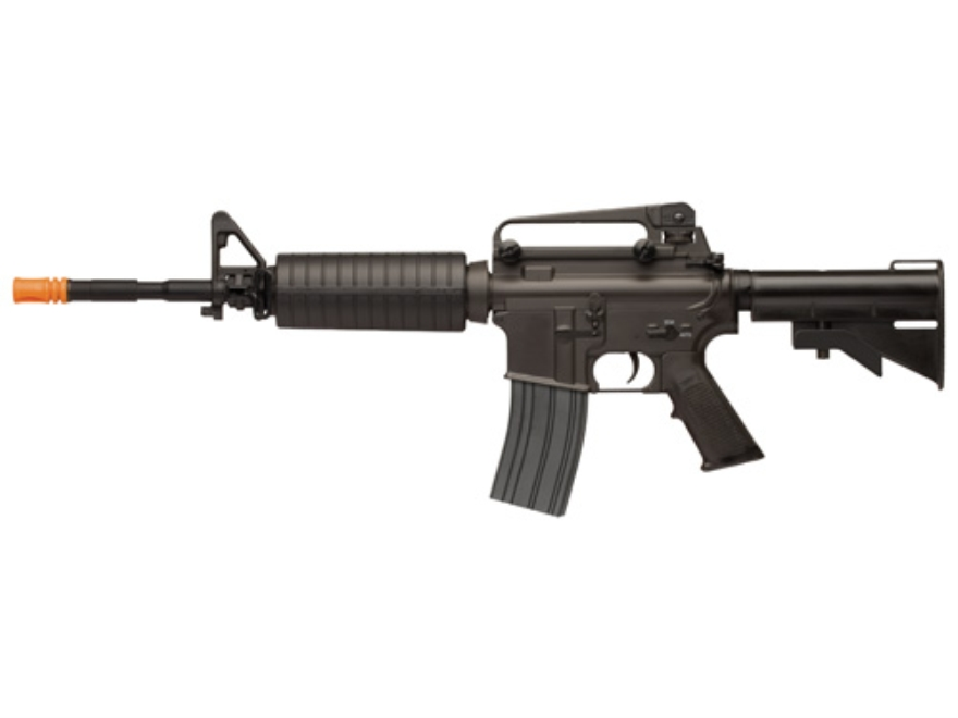 Gameface Airsoft M4S Airsoft Rifle Electric Polymer Stock Black