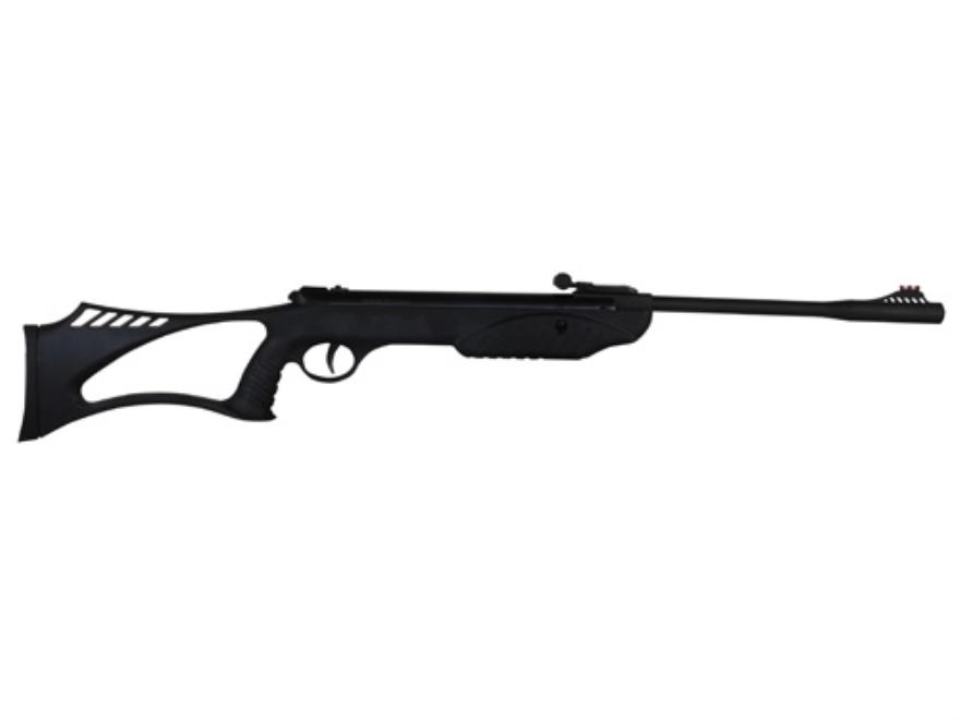 Ruger Explorer Youth Air Rifle 177 Caliber Pellet Black Polymer Stock Matte Barrel