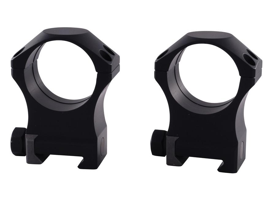 Nightforce 34mm Ultralite 6-Hole Picatinny-Style Rings Matte