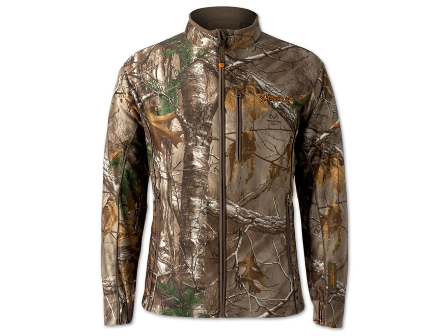 Scent-Lok Scent Control Full Season Velocity Jacket Polyester