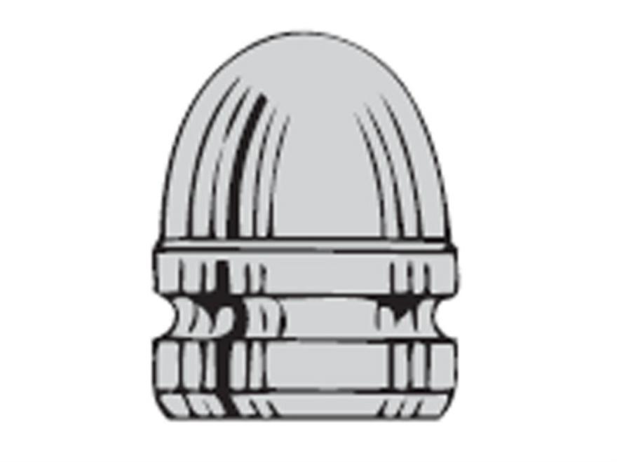 Saeco 4-Cavity Bullet Mold #940 9x18mm (9mm Makarov) (365 Diameter) 100 Grain Round Nose Bevel Base